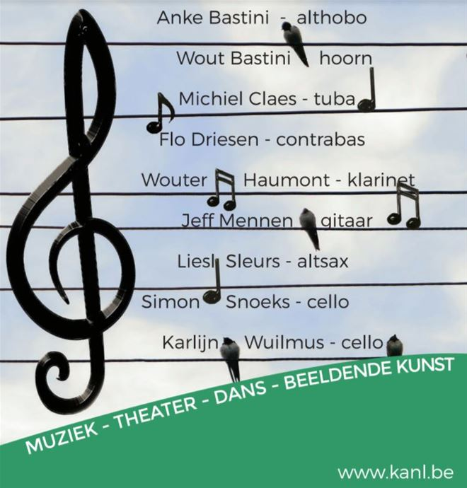 Weekend vol muzikaal talent in aantocht!